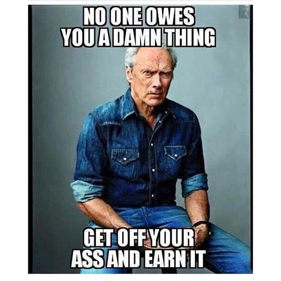 It's true. The government wants to give people who don't work half of the money we earn. We work hard to get a little and they do nothing to get a lot. It's very stupid and it will teach people to be lazy slobs with no lives.