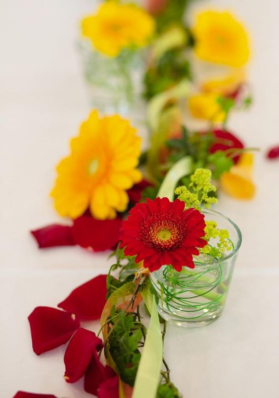 Design Hochzeiten by Nicole Seelbinder | Maria & Heiko I table decoration