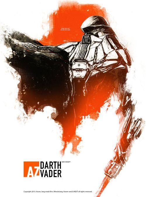 ArtStation - Rough Vader, Jang wook Kim