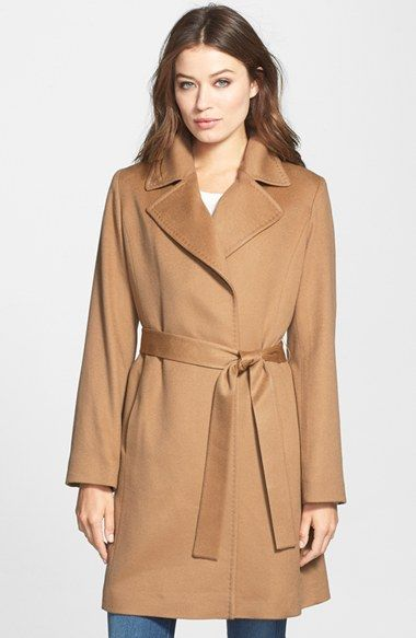 Coats Cashmere and Collars on Pinterest