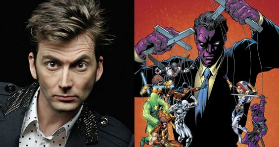 'Jessica Jones' Gets David Tennant as Villain Purple Man -- Former 'Doctor Who' star David Tenant has joined the cast of Marvel's 'Jessica Jones' Netflix series as the villainous Kilgrave. -- http://www.movieweb.com/marvel-jessica-jones-netflix-series-david-tennant-kilgrave