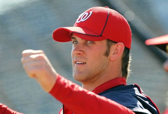 bryce harper would look better in CARDINAL red :)
