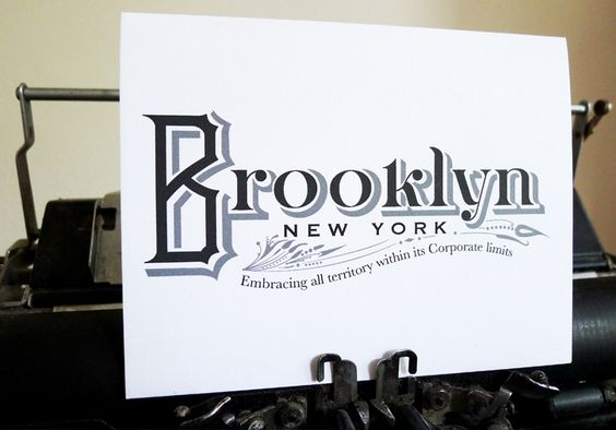 Brooklyn! by pressedinbrooklyn.com