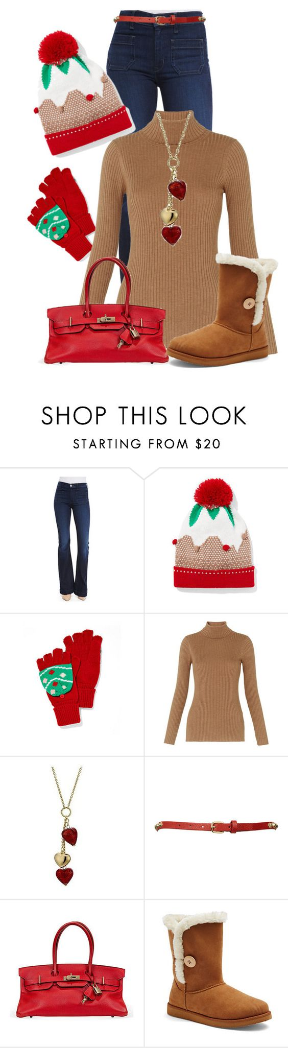 """""""Untitled #12485"""" by nanette-253 ❤ liked on Polyvore featuring Hudson, New York & Company, Whistles, Topshop and Hermès"""