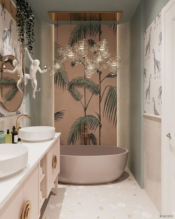 How To Transform Your Bathroom Design To Fit Your Dream Mansion In 2021 Bathroom Design Luxury Bathroom Design Bathroom Interior Design