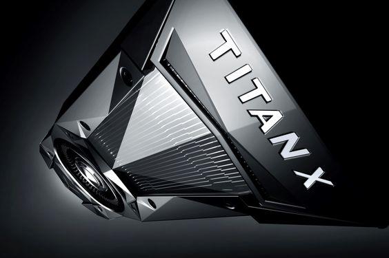 NVIDIA GeForce GTX Titan X Ekran Kartı