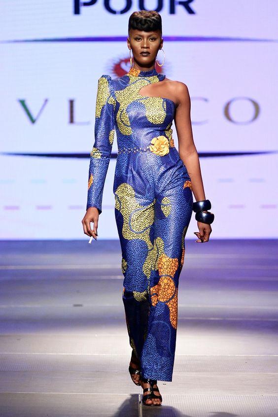 Mode : Fanny Mandina, styliste visionnaire | adiac-congo.com : toute l'actualité du Bassin du Congo: