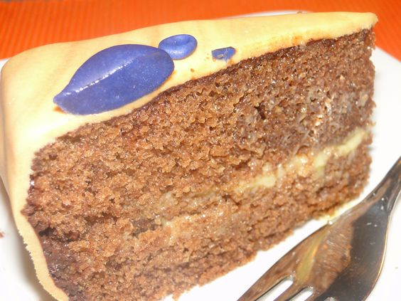 Paleta de cores ** Bolo de Chocolate com recheio de Limão