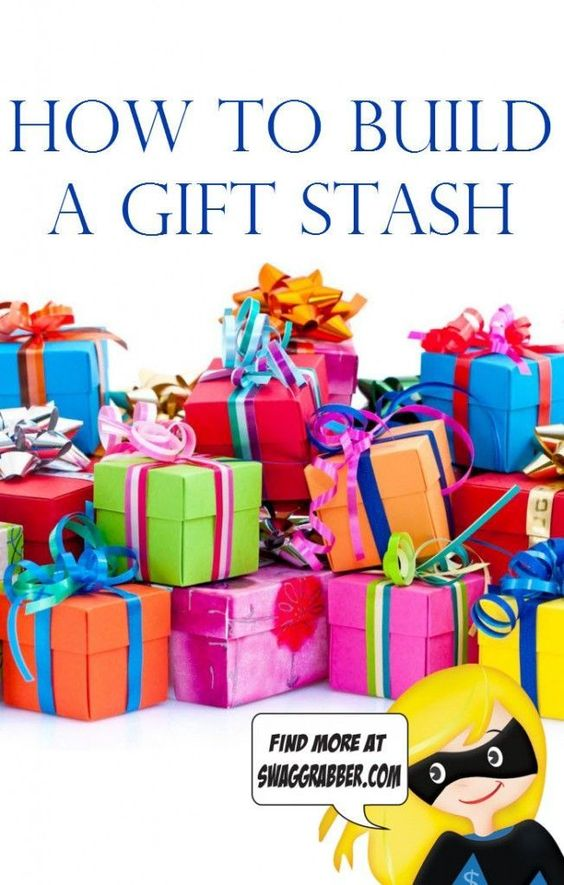 Gift giving can be fun, but it can become expensive very quickly if youre not careful. Click through to find out how you can save money by building a gift stash!