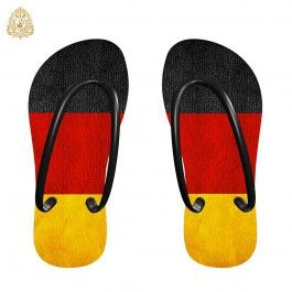Zehentrenner Deutschland / Flip flops Germany