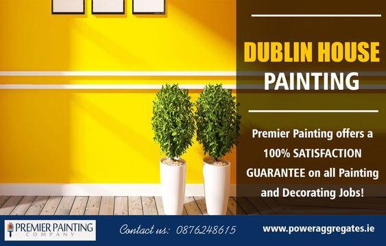 Dublin House Painting
