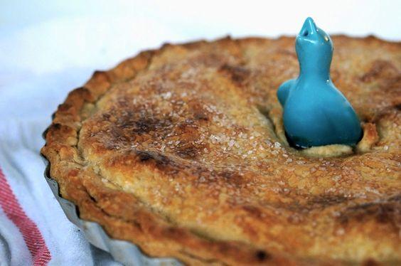 The Legendary Apple Pie