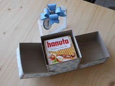 Hanuta Box tutorial