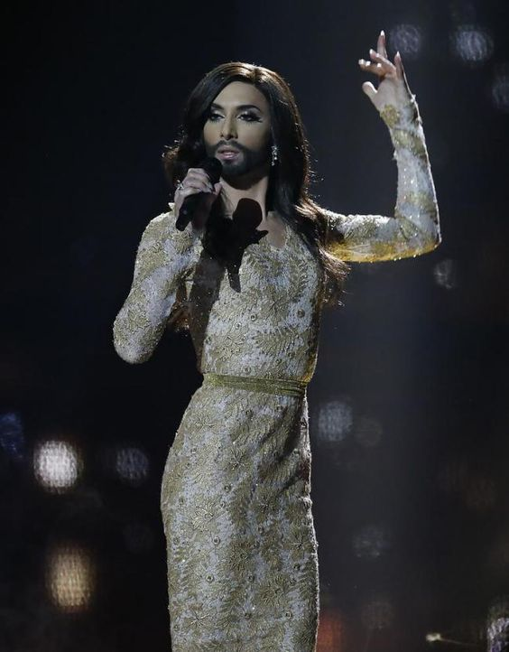 is austria's eurovision contestant male or female