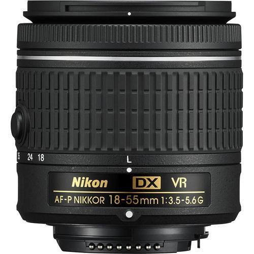 Nikon Af P Dx Nikkor 18 55mm F 3 5 5 6g Vr Lens Refurbished In 2021 Nikon Dslr Camera Nikon Dslr Nikon