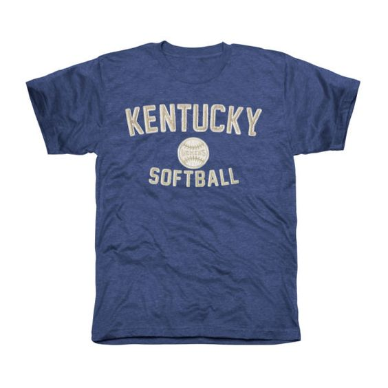 Kentucky Softball  Megan would love this. Since she did her state report on Kentucky she is obsessed with the state.