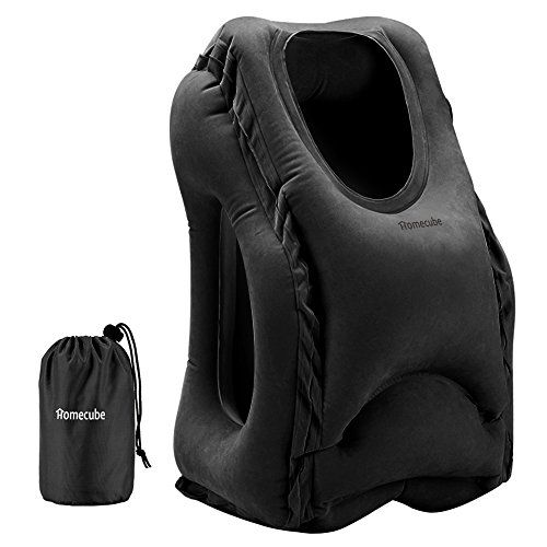 Boots Inflatable Travel Pillow