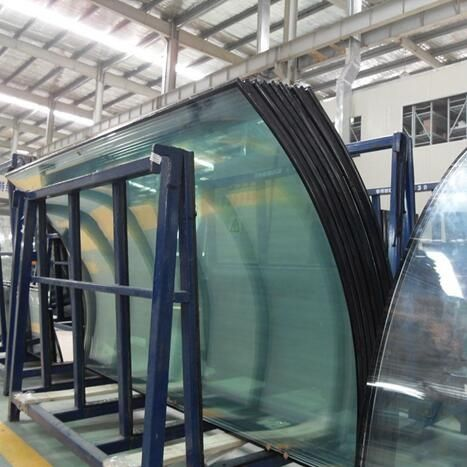 Manufacturer Good Price Tempered Triple Silver Insulated Glass For Window Laminated Glass Glass Roof Panels Tempered Glass Door