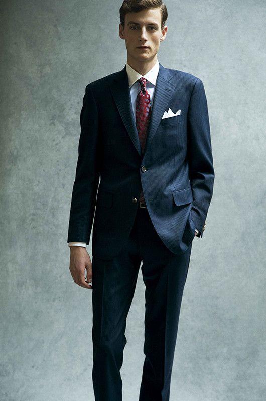 【20代30代おすすめ】ニューヨーカーのスーツ シンプルさとコスパの良さが決め手