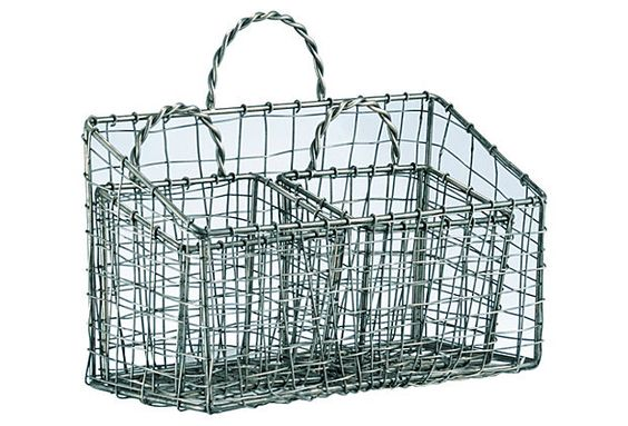 Wire Wall Baskets,