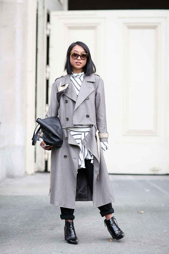 Paris Fashion Week - Street Style