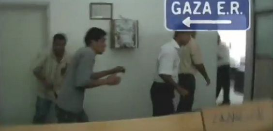 Israelis Know Hamas Leaders Hiding in Shifa Hospital Because They Built the Bunkers