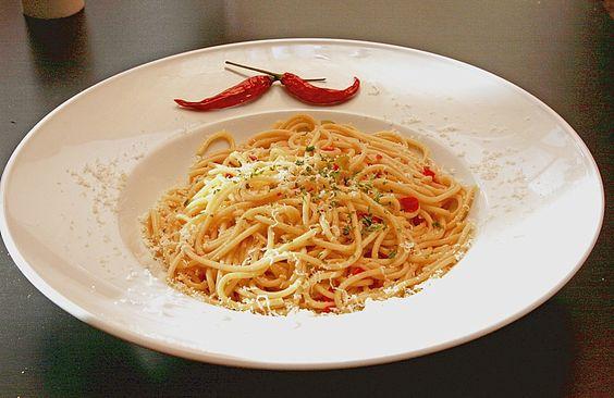 Majas Spaghetti Aglio e Olio, ein leckeres Rezept aus der Kategorie Camping. Bewertungen: 91. Durchschnitt: Ø 4,5.