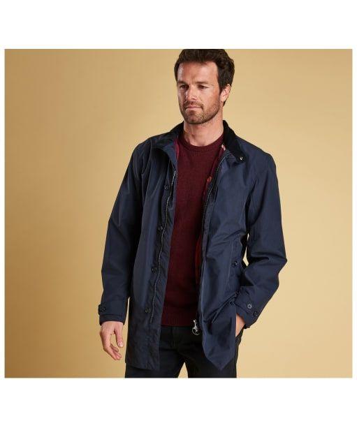 barbour golspie jacket