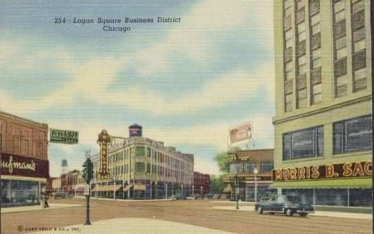 Home Sweet Home... Logan Square