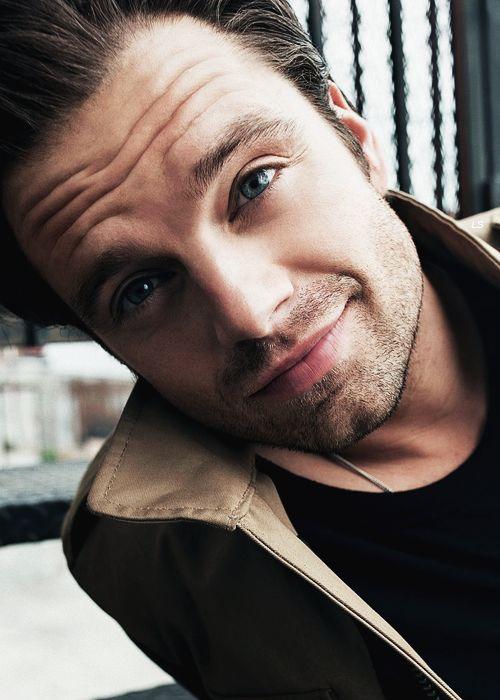 """""""5 of 50 absolutely beautiful Sebastian Stan's close ups. """""""