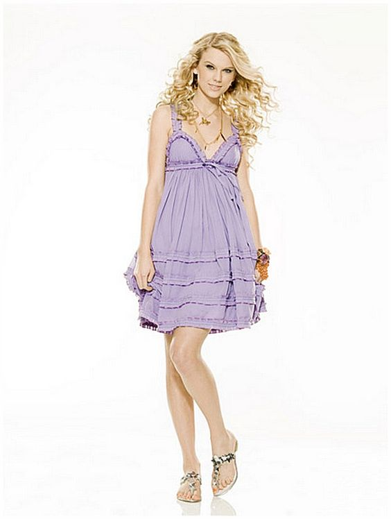 Taylor Swift - Seventeen Magazine 2008