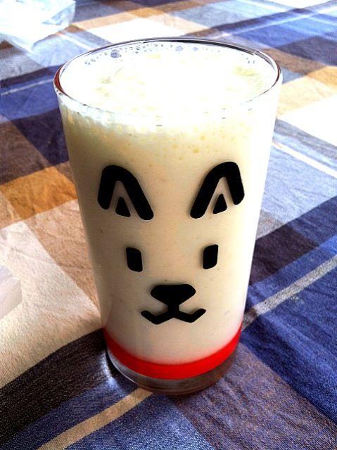 激ウマ~♡´◡`♡ਭ₹!笑笑 - 22件のもぐもぐ - バナナジュース☆ by miraiko