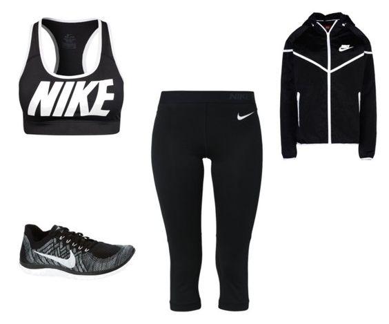 """Nike"" by egramirez on Polyvore"