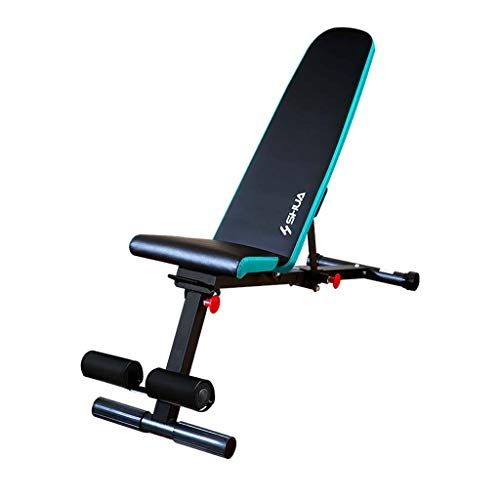 Hyy Abdominal Sit Up Board Adjustable Portable Incline Folding Bench Multi Purpose Sit Up Bench Exercise Bench Fitn In 2020 Bench Workout Exercise Benches Fitness Body