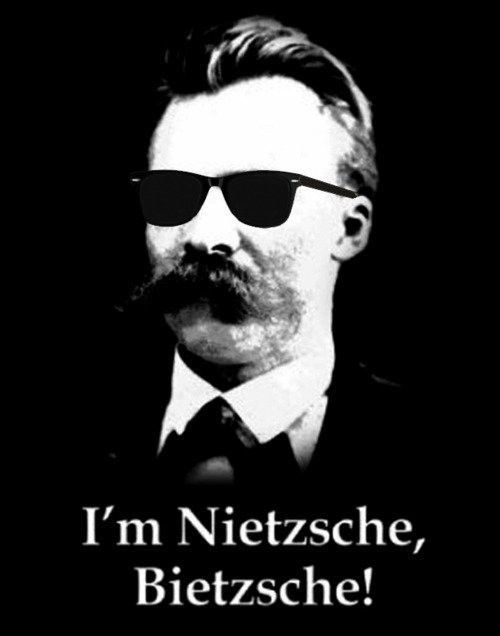 Nietzsche- Philosophy?