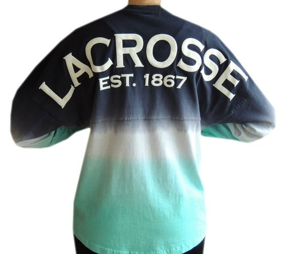 WANT THIS BUT IN VOLLEYBALL!! Lacrosse Spirit Jersey BLUE OMBRE. $55 at www.sportabella.com! --- Visit the following link for more info: http://lacrossedevprogram.actchangetransform.com