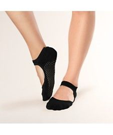 WHAT. So cute. I use foot socks in yoga with separated toes. These are much more adorable.