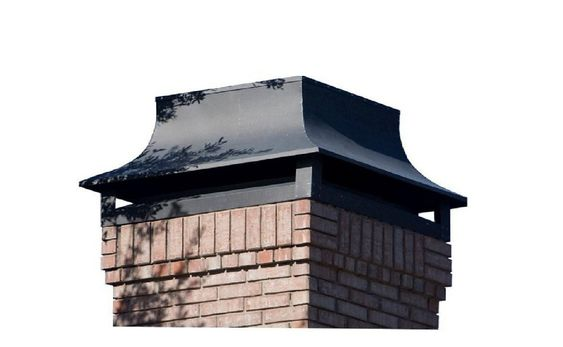 how to build a chimney cap form