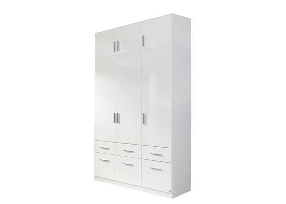 Simple Kleiderschrank Celle cm Alpinwei Wei Buy now at https