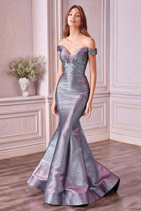 Vestido de formatura sereia extraordinário