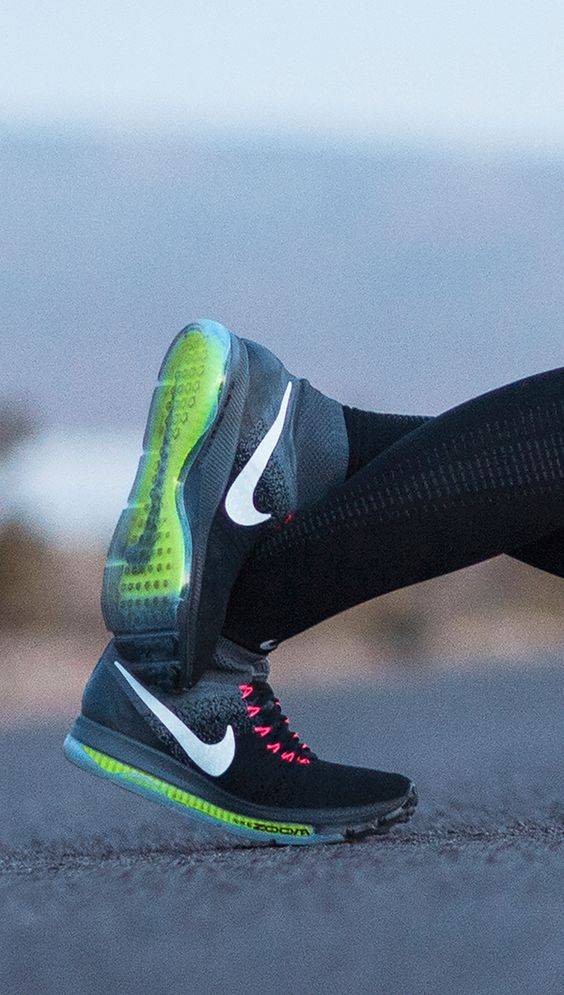 Nike Air Zoom All Out Flyknit, nike air max thea vert