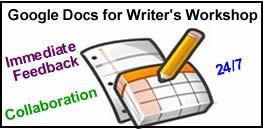 Google Docs Writer's Workshop