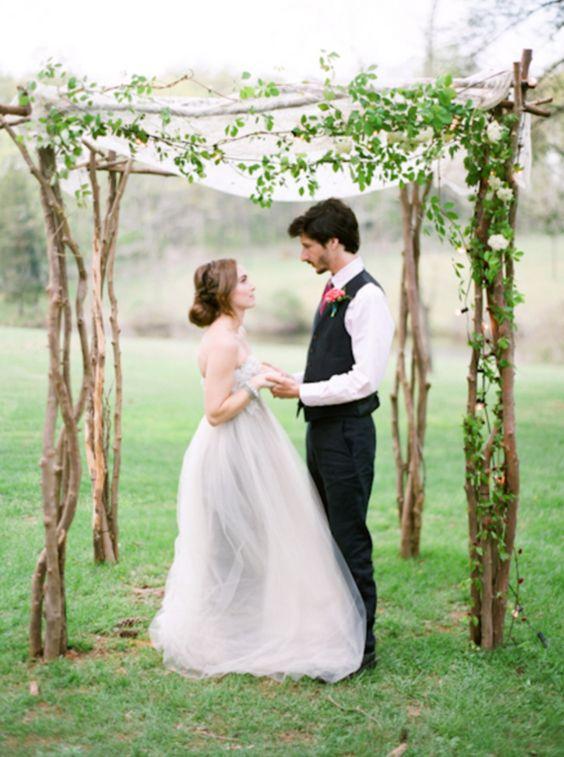 Arche mariage : 30 belles idées pour un mariage rêvé