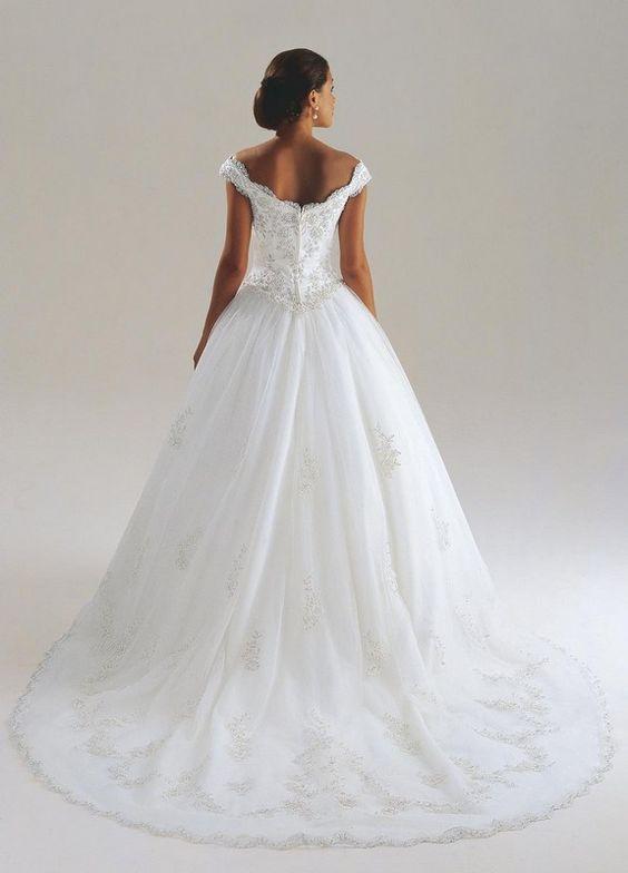 Pinterest the world s catalog of ideas for Destination plus size wedding dresses