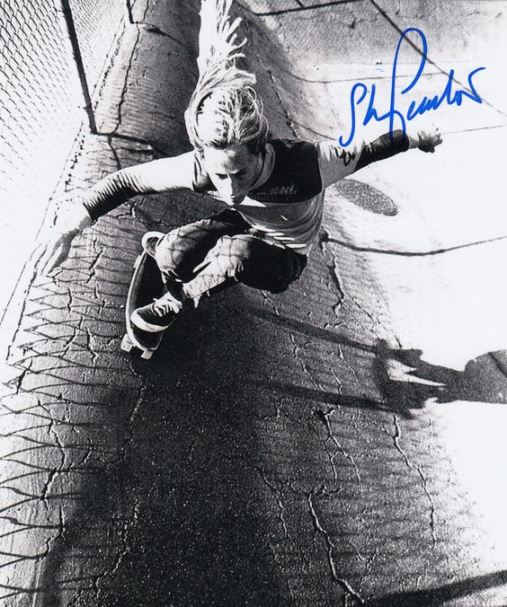 z-boys skateboarding pioneers stacy peralta lords of dogtown signed 8x10 photo from $85.0