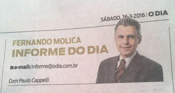 """BLOG ÁLVARO NEVES """"O ETERNO APRENDIZ"""" : O JORNAL """"O DIA"""" EM MATÉRIA SOBRE OS ROYALTIES DE ..."""