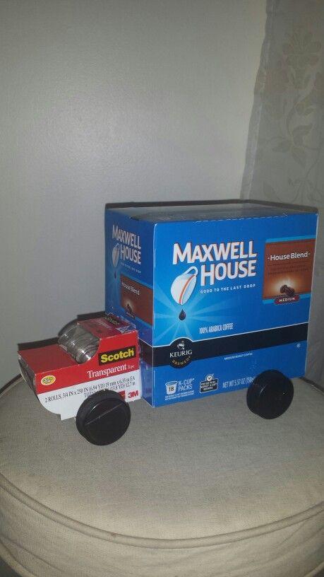 Homemade Box Truck