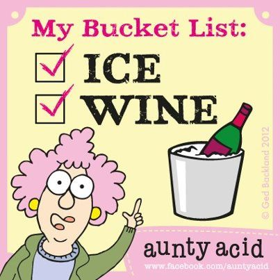 Aunty Acid revisited. | When all is said and done...-THE Bucket List!!