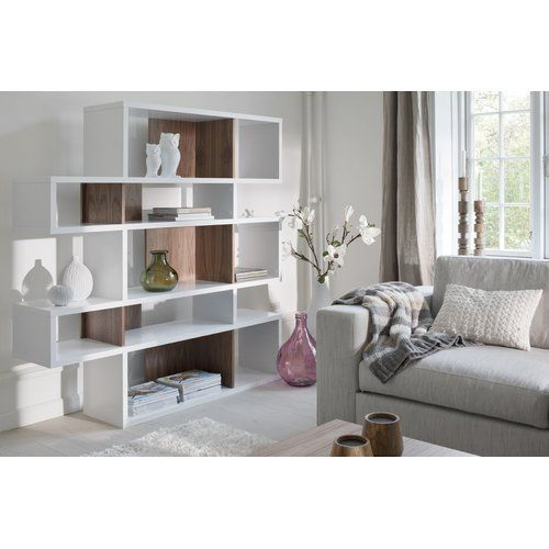 Ebern Designs Drena 160cm Bookcase Home Decor Interior Home