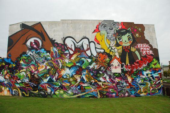 urbanartbomb #graffiti #bombing #graff #streetart - http://urbanartbomb.com/4132425209_8737ebd239_o/ -  - Urban Art Bomb
